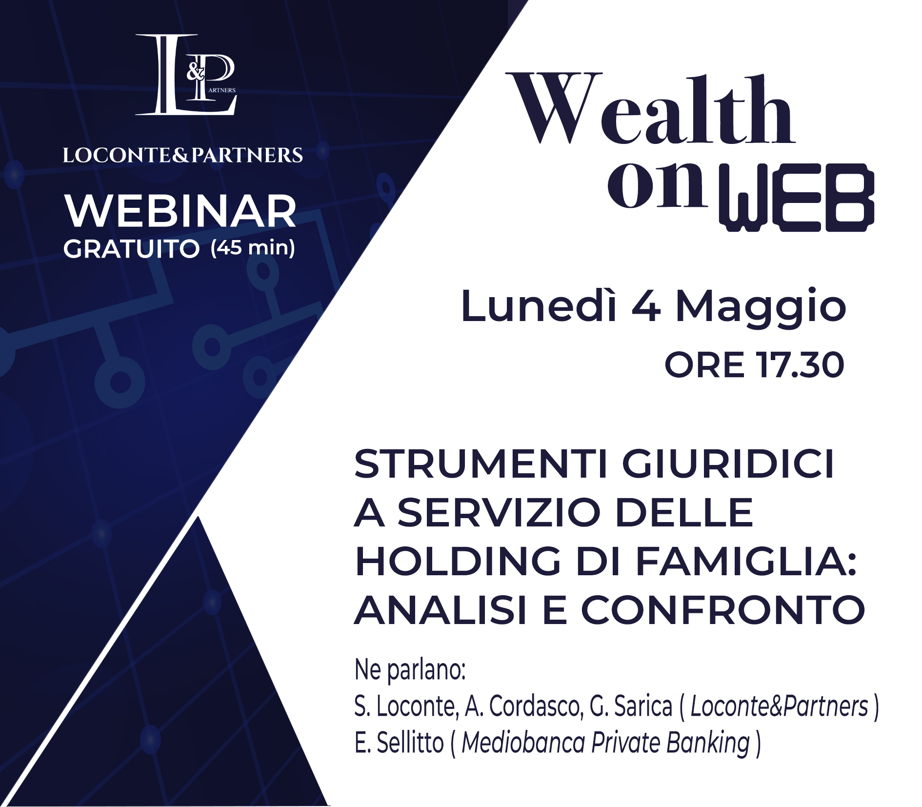 Webinar Wealth on Web