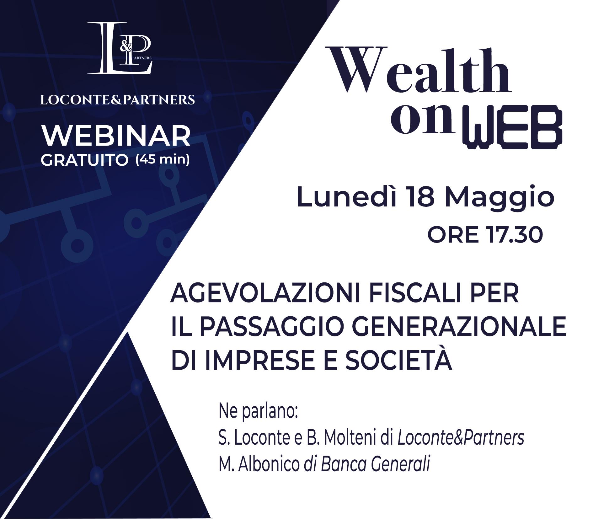 wealthonweb18maggio