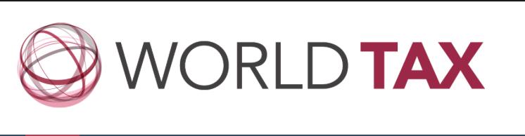 ITR World tax